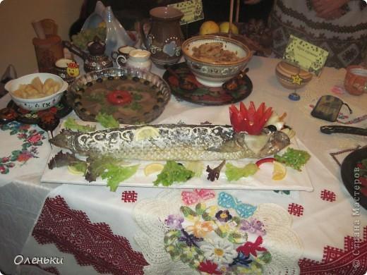 """Вот такой тортик """"Покуть 2011"""" был изготовлен Мастерицами фото 11"""