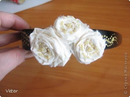 Что можно сделать из простой ткани? оказывается много чего.. Крутим розы! и получаем комплекты на лето! фото 1