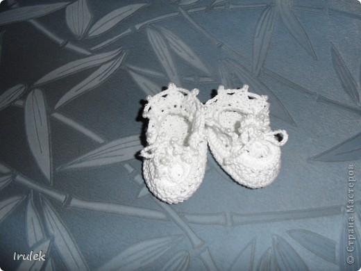 Вот и осилила целый комплектик Кристине на кристины! фото 3