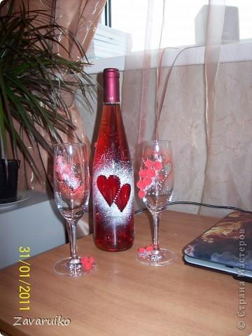 Наборчик для романтического  ужина фото 1