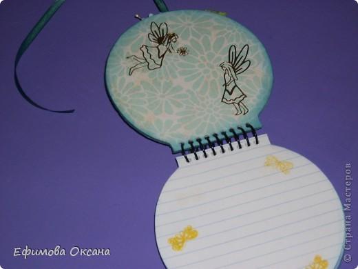 """Блокнот """"Бабочки"""" фото 2"""