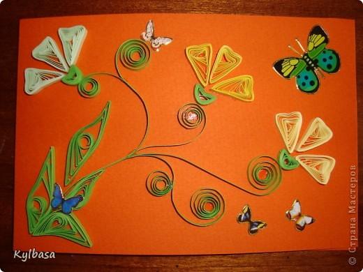 Цветочно-бабочковые мотивы  мне очень близки. фото 1
