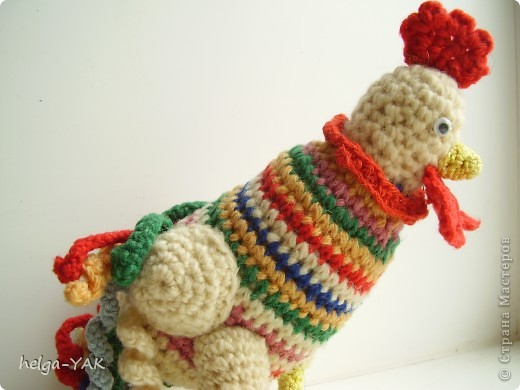 Пасха Вязание крючком