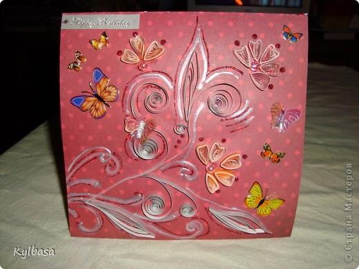 Цветочно-бабочковые мотивы  мне очень близки. фото 4