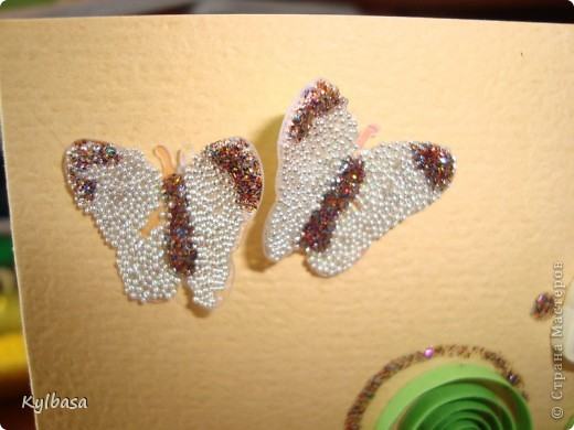 Цветочно-бабочковые мотивы  мне очень близки. фото 3