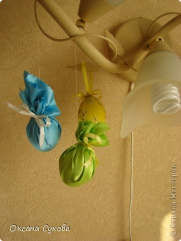 Декорирование яиц фото 2