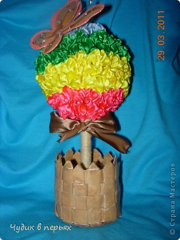 Первое деревце счастья фото 1