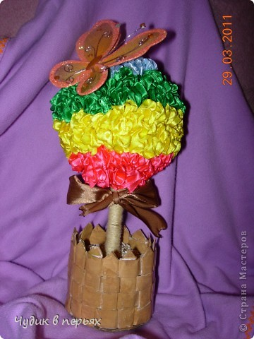 Первое деревце счастья фото 2