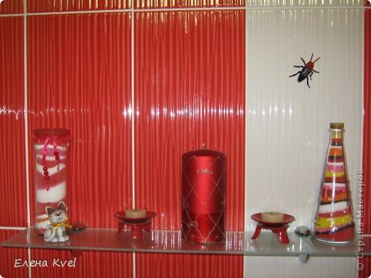 Мои первые насыпушки (цвет продиктован интерьером кухни) фото 5