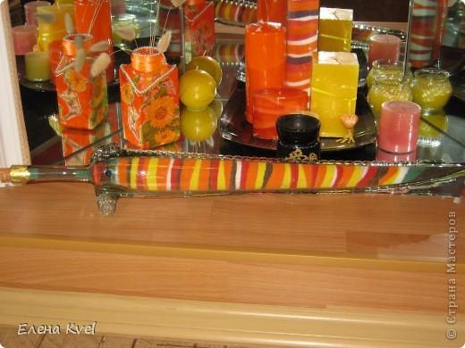 Мои первые насыпушки (цвет продиктован интерьером кухни) фото 4