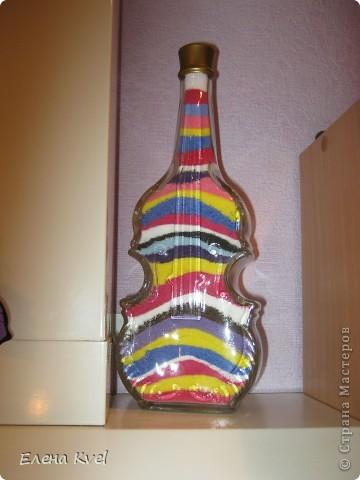 Мои первые насыпушки (цвет продиктован интерьером кухни) фото 8