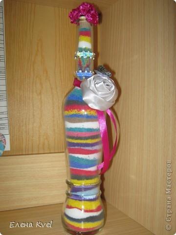 Мои первые насыпушки (цвет продиктован интерьером кухни) фото 15