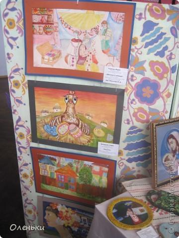 Выставка представляла собой изделия народного творчества и работы по истории родного края.  фото 3