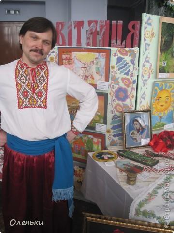 Выставка представляла собой изделия народного творчества и работы по истории родного края.  фото 1