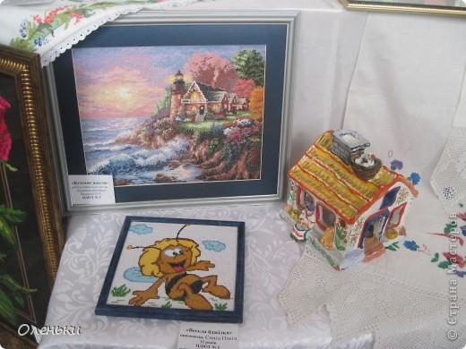 Выставка представляла собой изделия народного творчества и работы по истории родного края.  фото 4