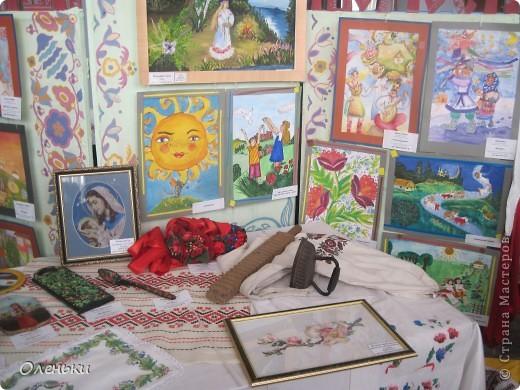 Выставка представляла собой изделия народного творчества и работы по истории родного края.  фото 5