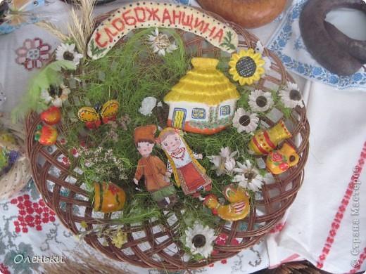 Выставка представляла собой изделия народного творчества и работы по истории родного края.  фото 7