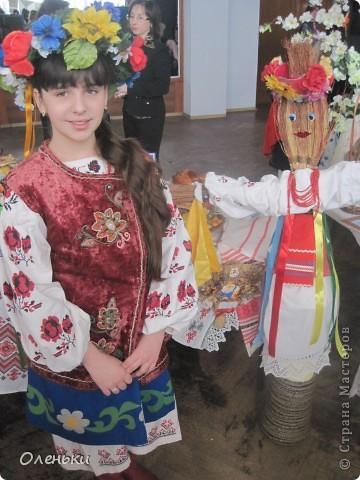 Выставка представляла собой изделия народного творчества и работы по истории родного края.  фото 10
