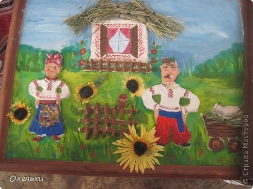 Выставка представляла собой изделия народного творчества и работы по истории родного края.  фото 11