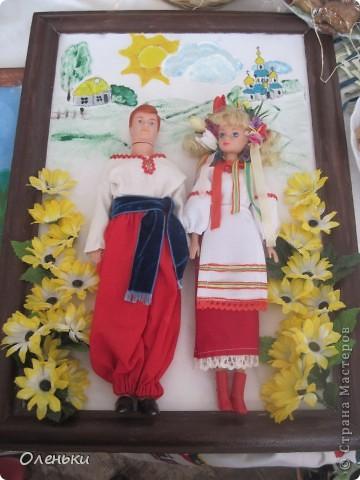 Выставка представляла собой изделия народного творчества и работы по истории родного края.  фото 12