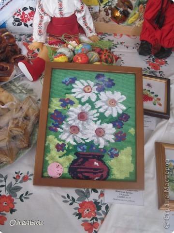 Выставка представляла собой изделия народного творчества и работы по истории родного края.  фото 13