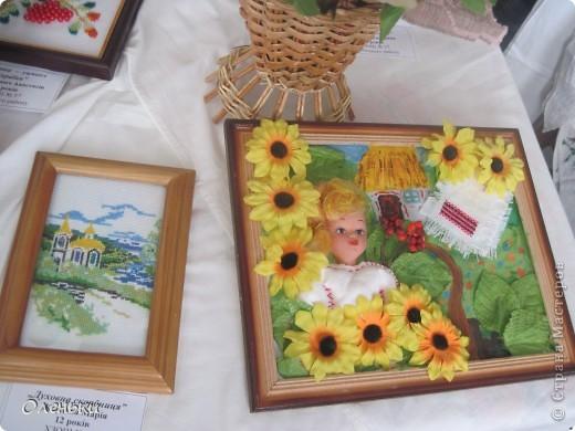 Выставка представляла собой изделия народного творчества и работы по истории родного края.  фото 14