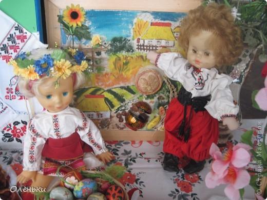 Выставка представляла собой изделия народного творчества и работы по истории родного края.  фото 15