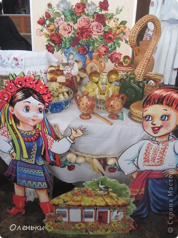 Выставка представляла собой изделия народного творчества и работы по истории родного края.  фото 17