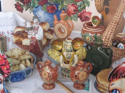 Выставка представляла собой изделия народного творчества и работы по истории родного края.  фото 18