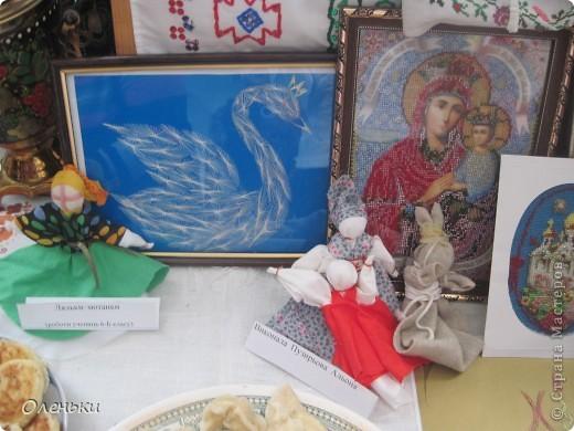 Выставка представляла собой изделия народного творчества и работы по истории родного края.  фото 21