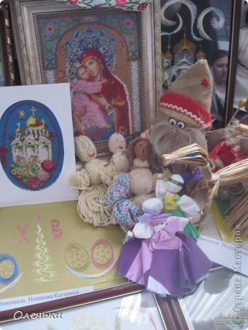 Выставка представляла собой изделия народного творчества и работы по истории родного края.  фото 22