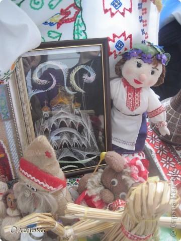 Выставка представляла собой изделия народного творчества и работы по истории родного края.  фото 24