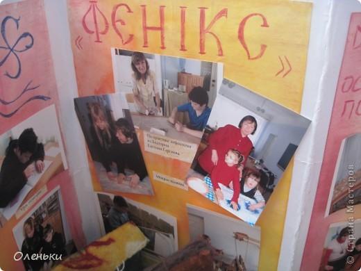 Оленька рассказывает гостям о своих работах  Фото маленькое, случайно нашли в интернете!!!! фото 18