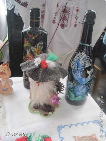Выставка представляла собой изделия народного творчества и работы по истории родного края.  фото 28