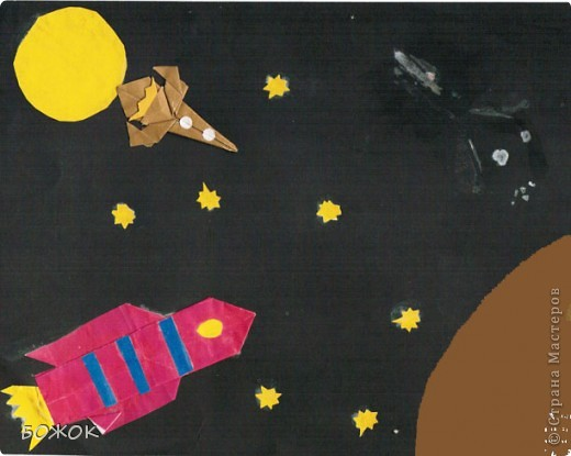 12 апреля - День космонавтики.