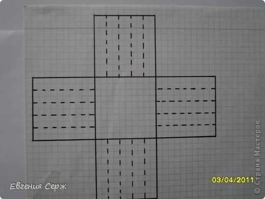 мини-МК пасхальные - сувенирные корзиночки схемка будет ниже фото 8