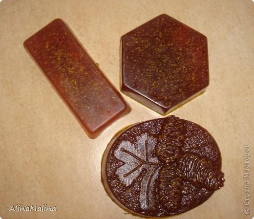 Лавандовое мыло с люфой фото 4