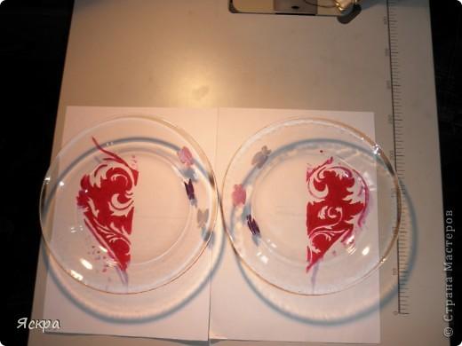 вот так получится,если тарелочки сложить вместе фото 2