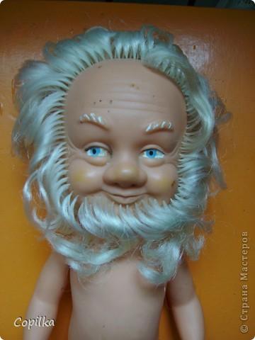 Ох и люблю я приводить в порядок старых кукол!Вот ,принесли очередного бомжика - старая германская кукла. фото 2