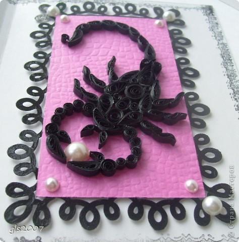 Скорпиончик в подарок фото 2
