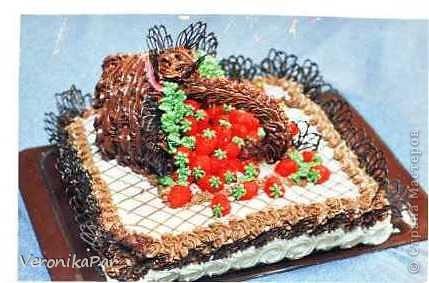 мои торты фото 17