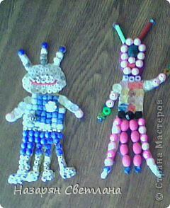Поделки сделанные в 3 классе.  Моя первая поделка фото 2