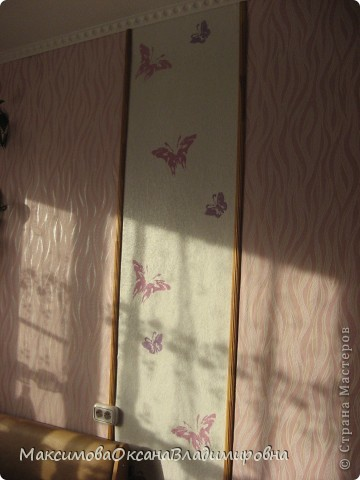 Стена в кухне фото 2