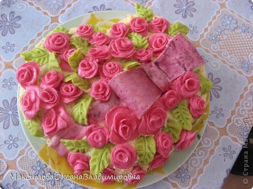 "Тортик ""Розочка"" фото 1"