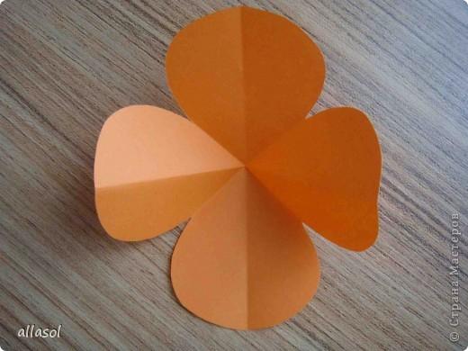 Вот такие цветочки получились! Есть много идей по их применению. Например, из этих будем делать пасхальную композицию. Потом покажу результат. фото 5