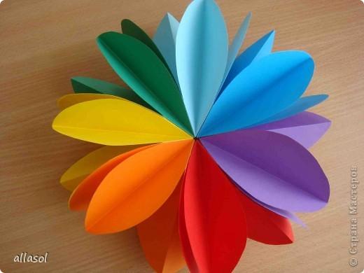 Вот такие цветочки получились! Есть много идей по их применению. Например, из этих будем делать пасхальную композицию. Потом покажу результат. фото 16