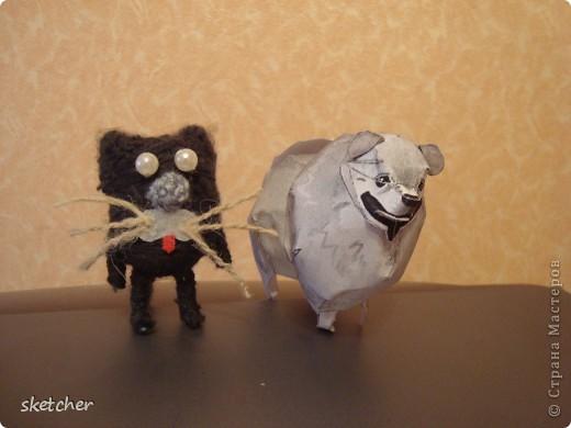 вот такой котя вышел) фото 5
