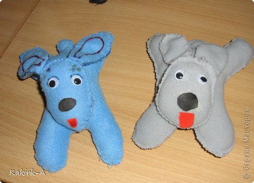 Учимся шить игрушки фото 4