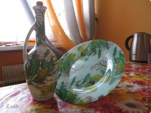 """Вот такая """"оливковая"""" тарелочка. фото 9"""