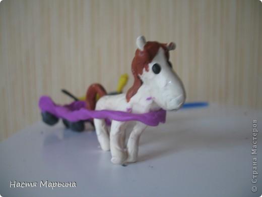 Лошадка везет мышиного короля фото 2
